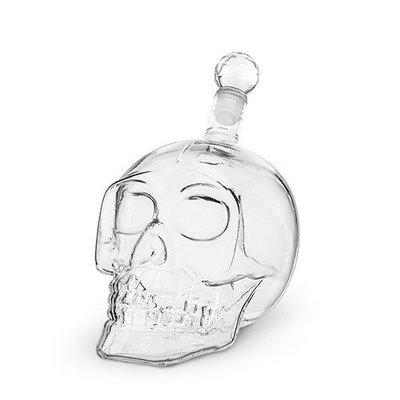 Foster & Rye Skull Decanter