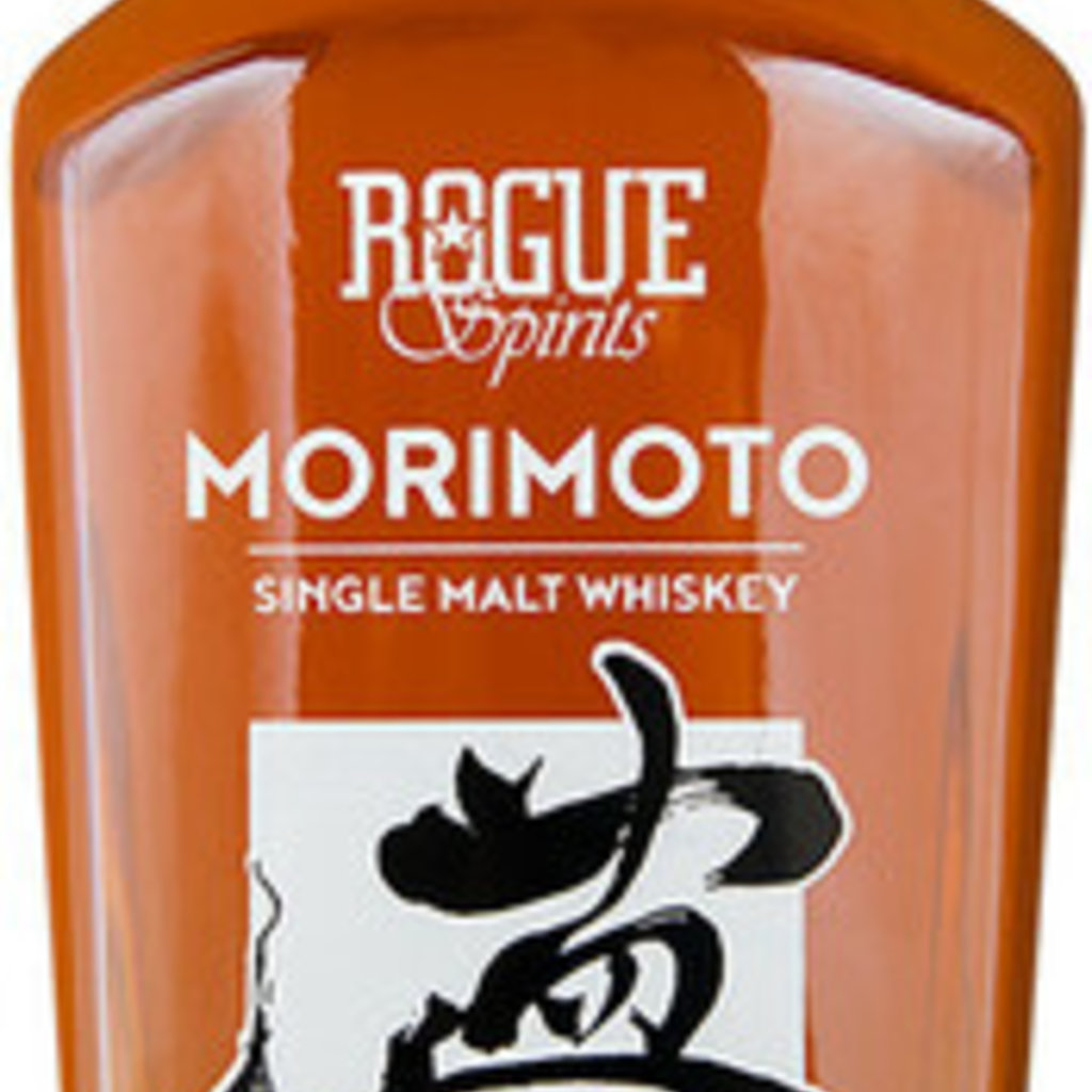 Rogue Morimoto Single Malt Whiskey