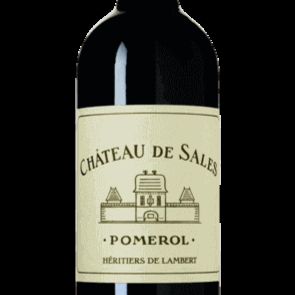 Chateau de Sales Pomerol 2015