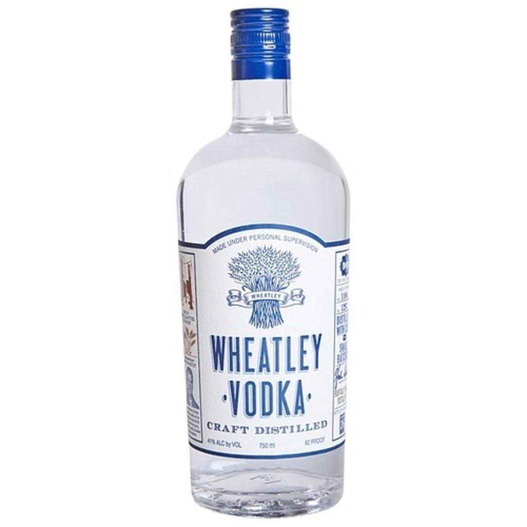 Buffalo Trace Wheatley Vodka