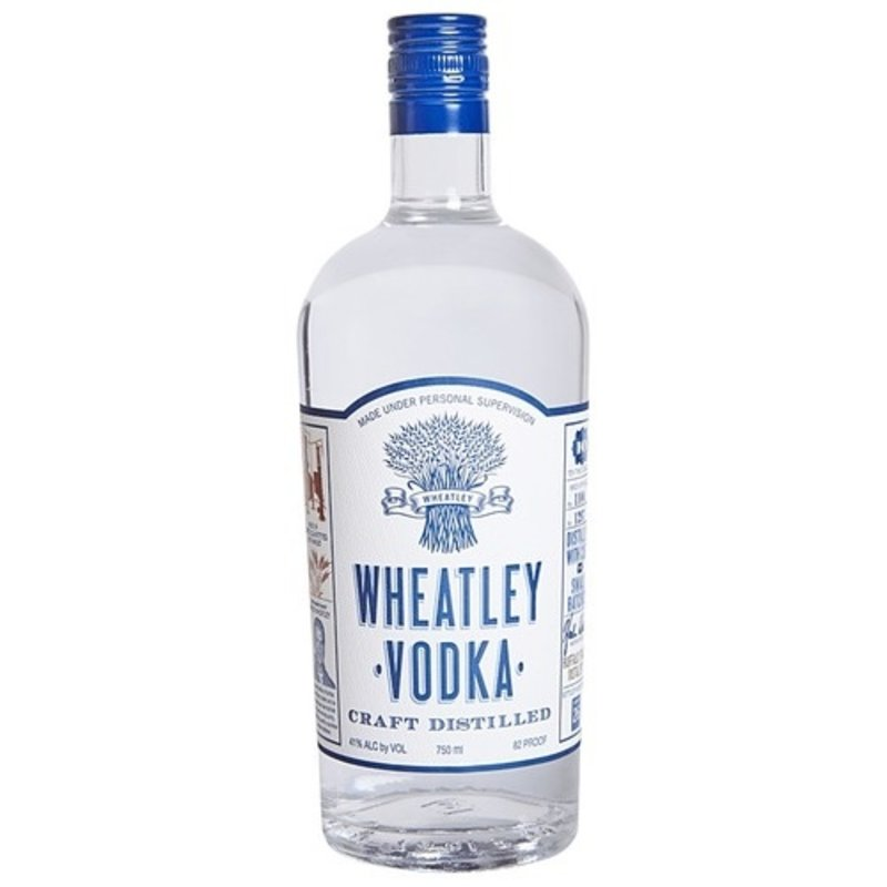 Buffalo Trace Wheatley Vodka