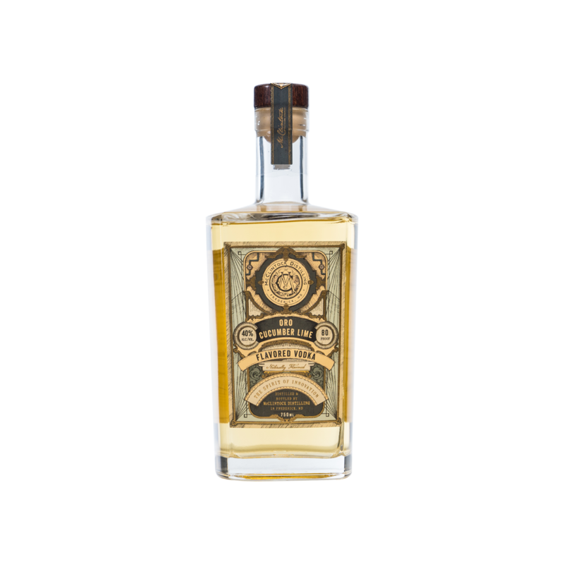 McClintock Distilling ORO Vodka