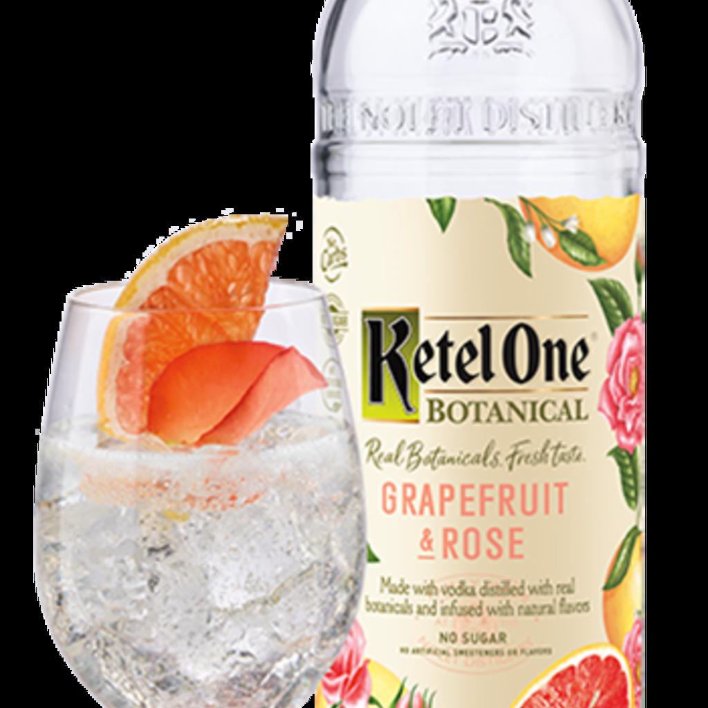 Ketel One Grapefruit Rose Vodka