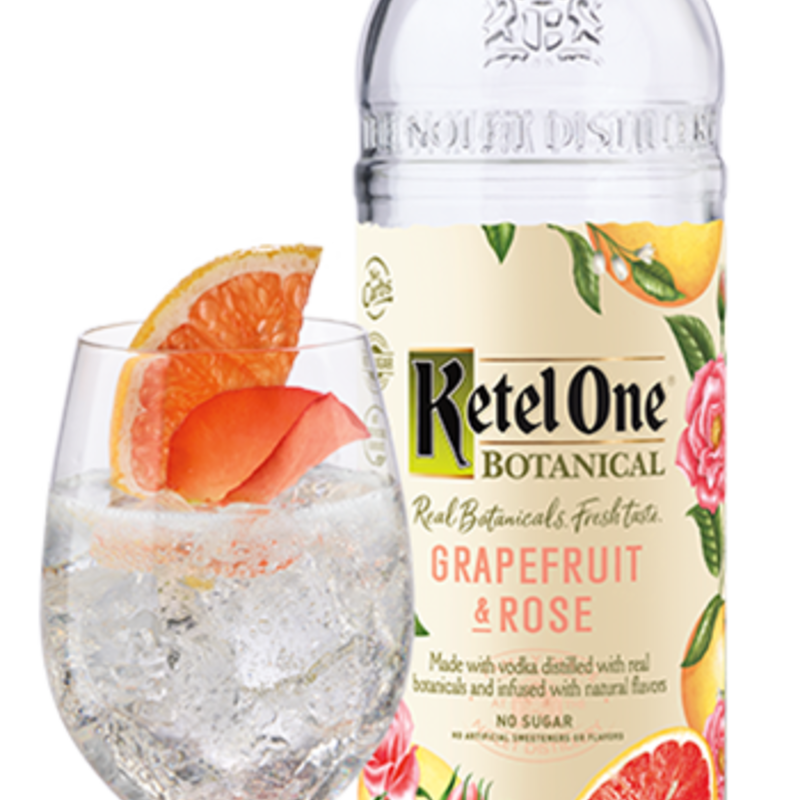 Ketel One Grapefruit Rose Vodka