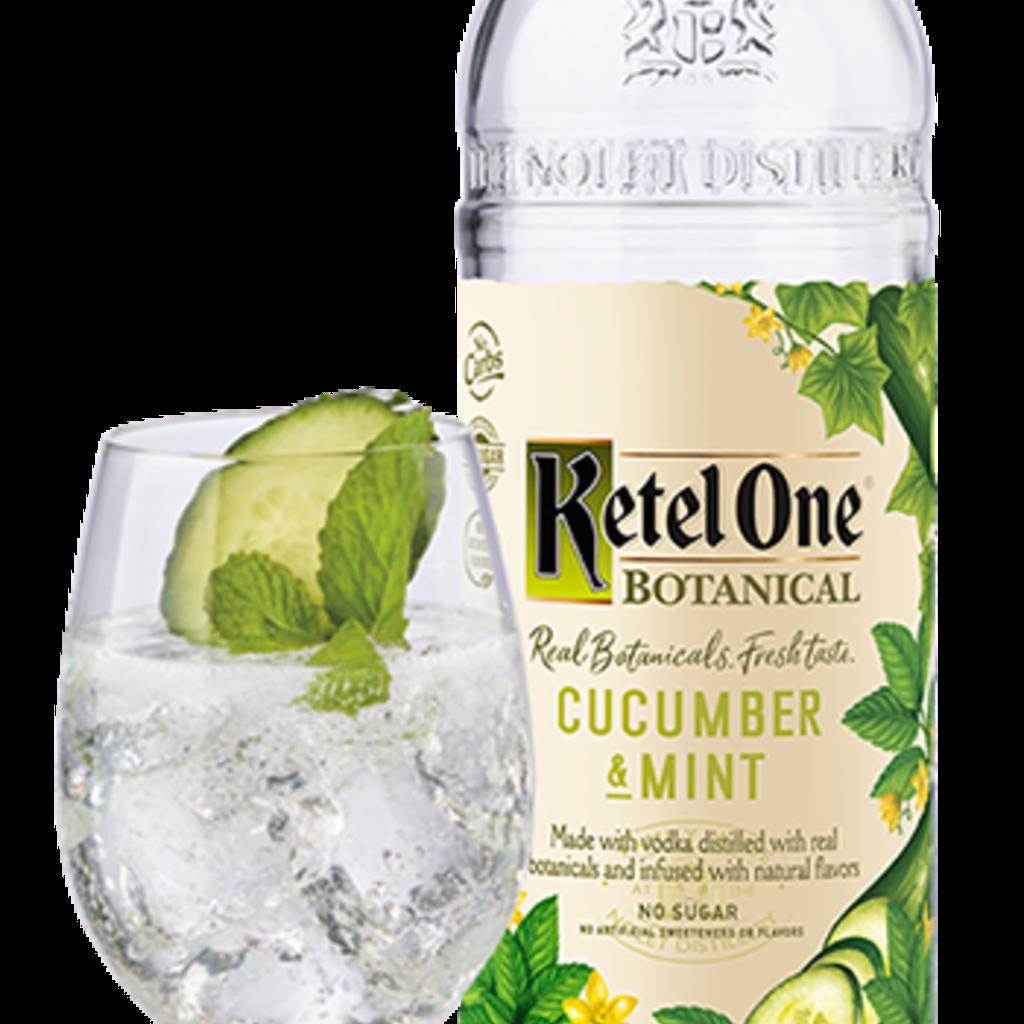 Ketel One Cucumber Mint Vodka