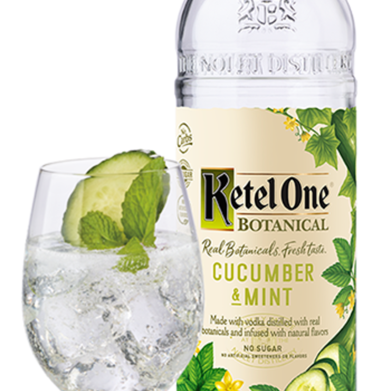 Ketel One Cucumber Mint Vodka