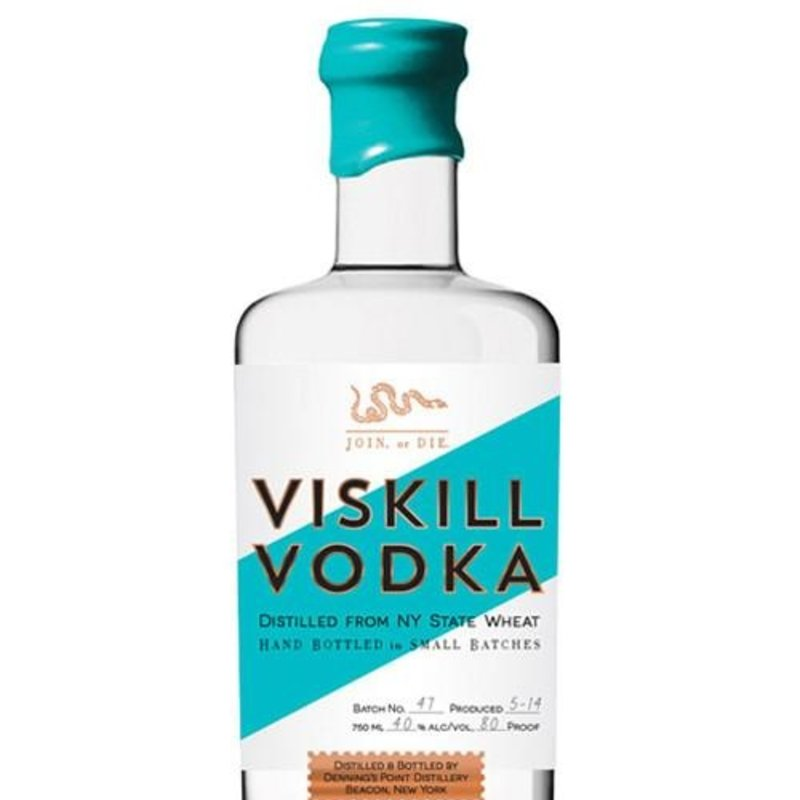 Denning's Point Viskill Vodka