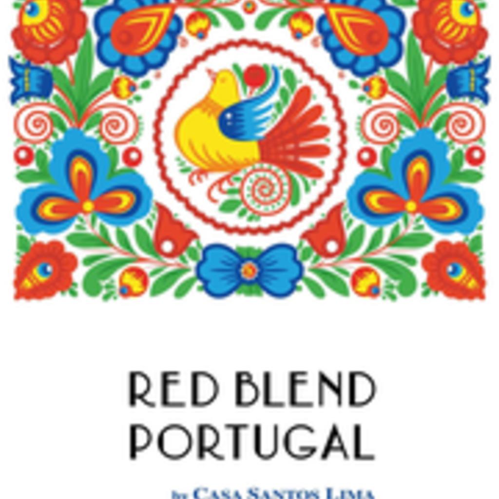 Casa Santos Lima Red Blend 2018