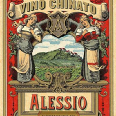 Alessio Vino Chinato Vermouth