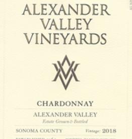 Alexander Valley Vineyard Chardonnay 2018