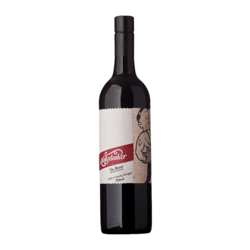 "Mollydooker ""The Boxer"" Shiraz 2018"