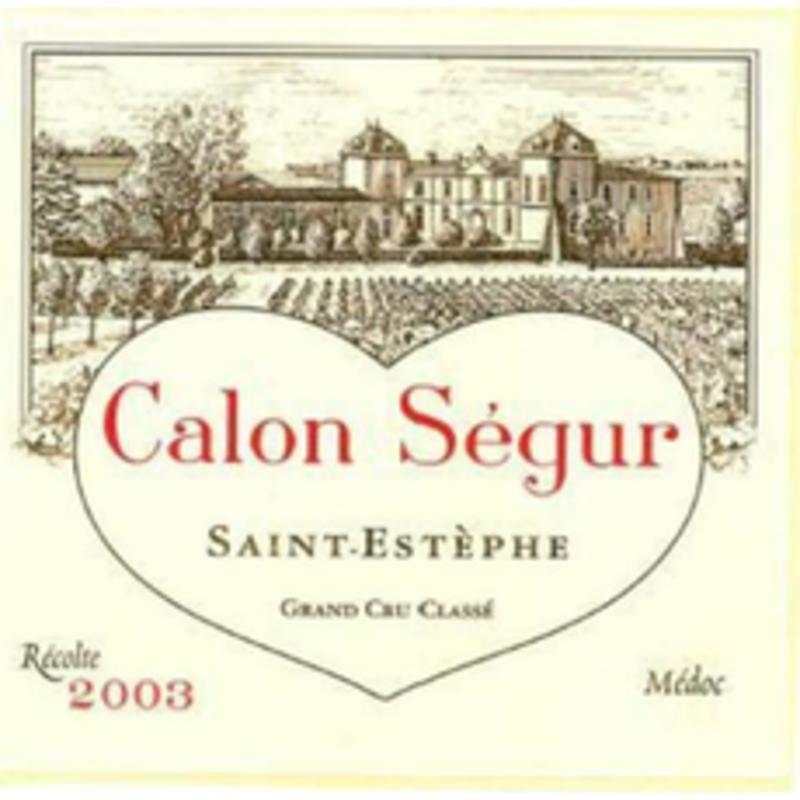 Calon Segur 2003