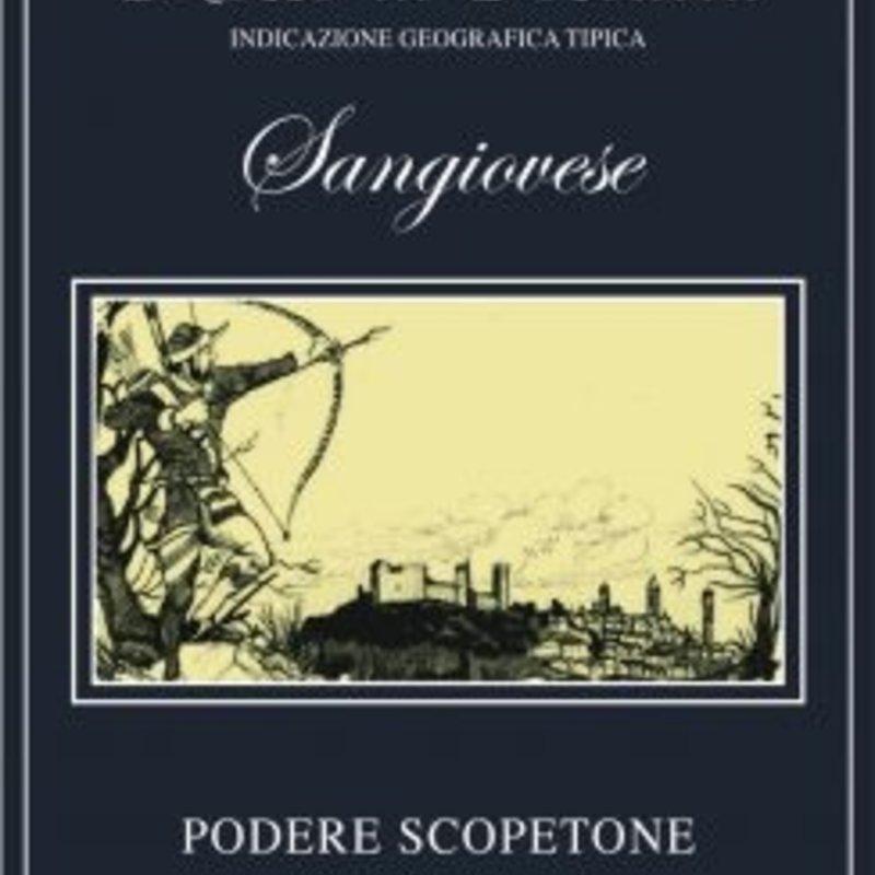Podere Scopetone Rosso di Toscano 2016