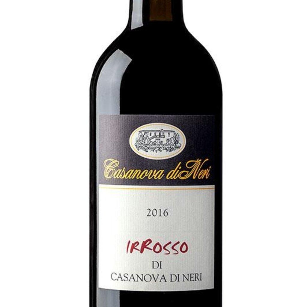 """Casanova di Neri """"Irrosso"""" 2016"""