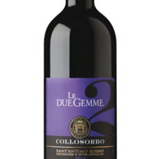"Collosorbo ""Le Due Gemme"" Sant'Antimo Rosso 2017"
