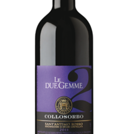 Collosorbo Le Due Gemme Sant'Antimo Rosso 2017