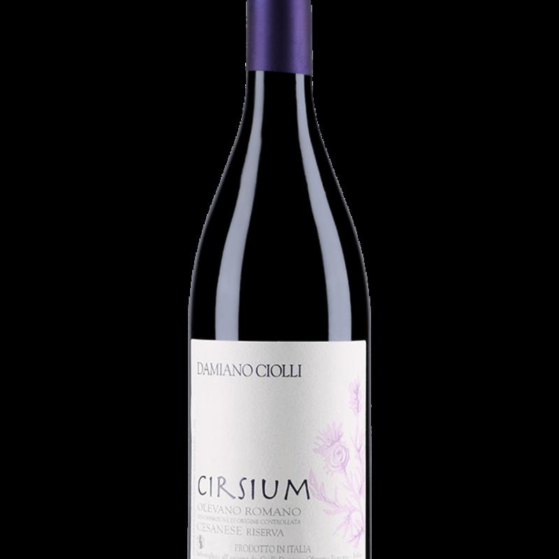 "Damiano Ciolli ""Cirsium"" Cesanese Riserva 2015"