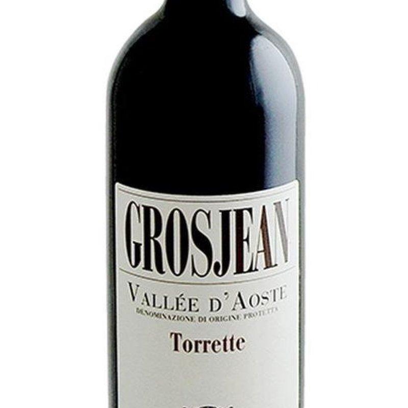 Grosjean Torrette Vallee d'Aoste 2019