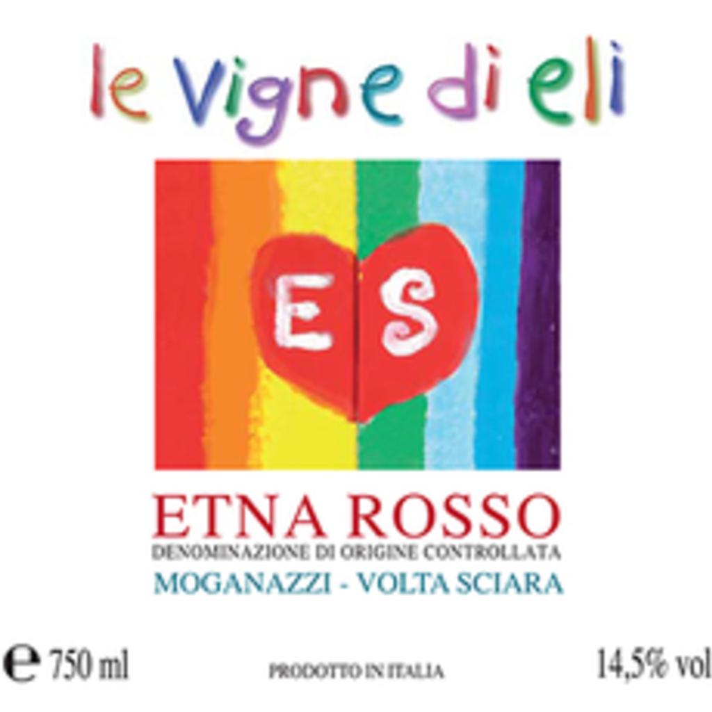 Le Vigne di Eli Moganazzi-Volta Sciara Etna Rosso 2015
