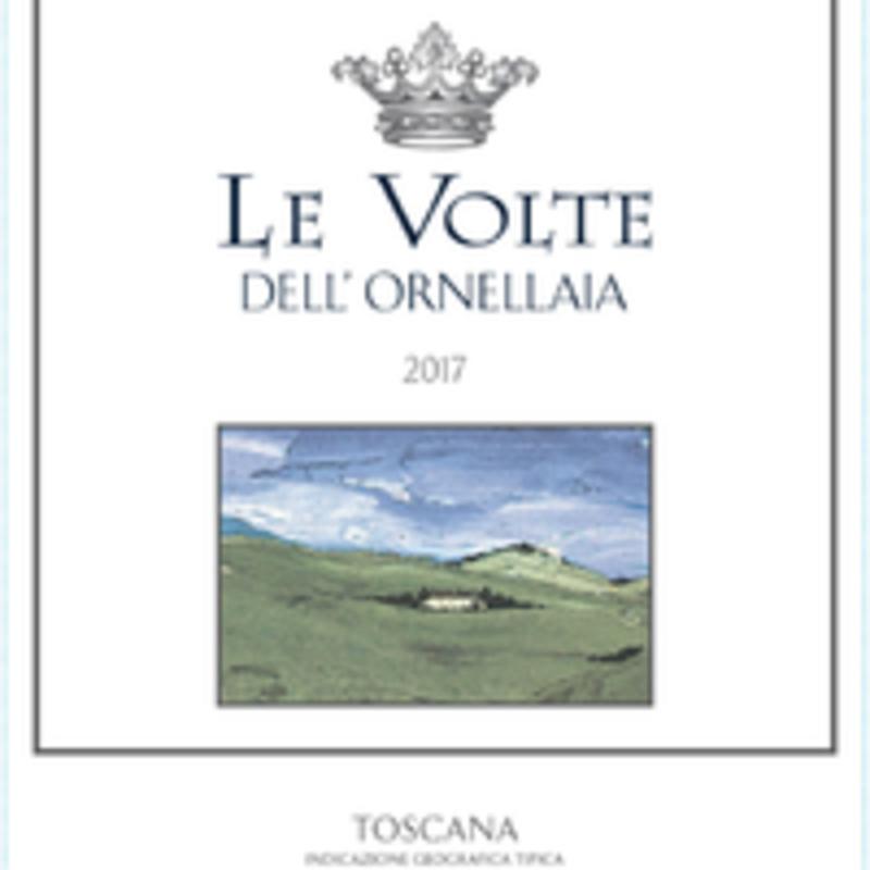 Ornellaia 'Le Volte dell'Ornellaia' Toscana 2017