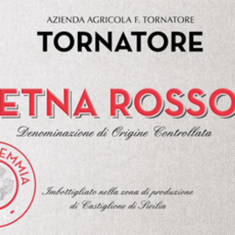 Tornatore Etna Rosso 2016