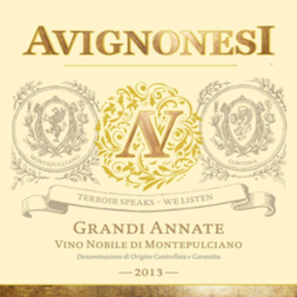 Avignonesi Grandi Annate 2013
