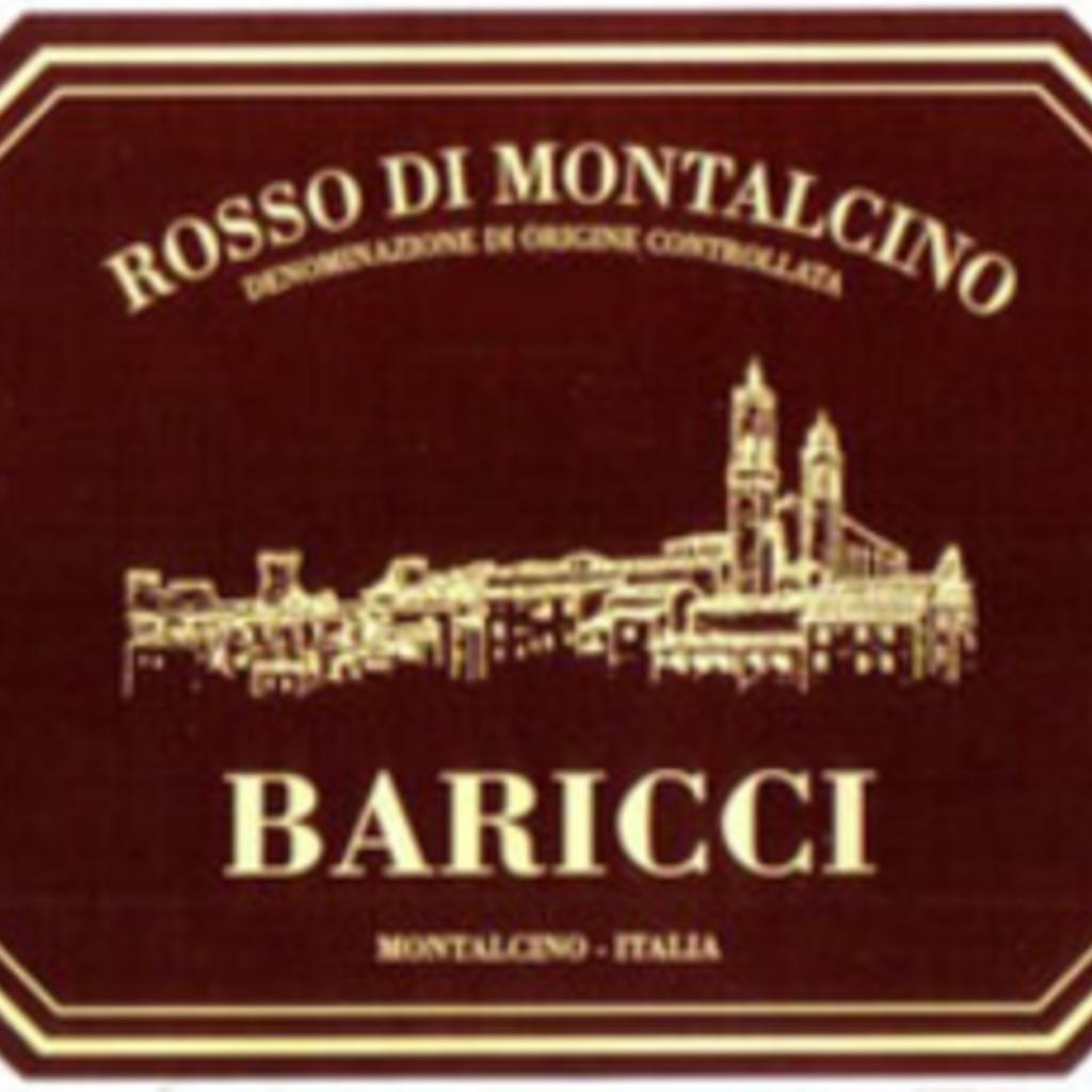 Baricci Rosso di Montalcino 2017