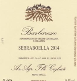 Cigliuli Serraboella Barbaresco 2014