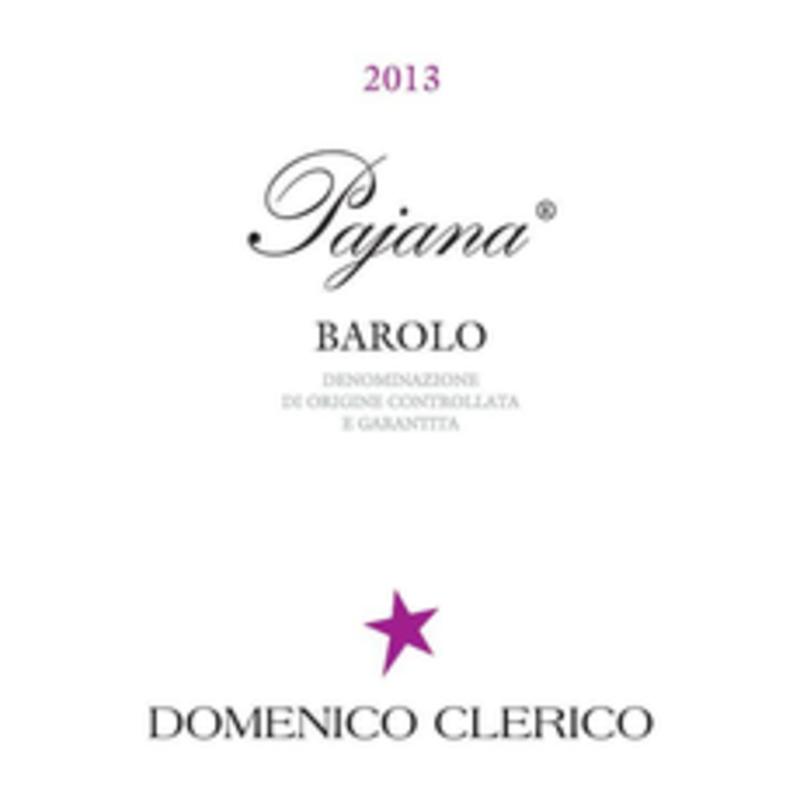 Domenico Clerico Pajana Barolo 2015