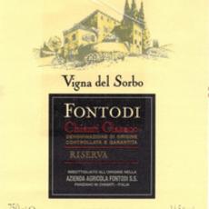 Fontodi Chianti Classico Gran Selezione Vigna del Sorbo 2015