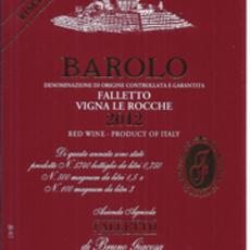 Giacosa Rocche Barolo 2013