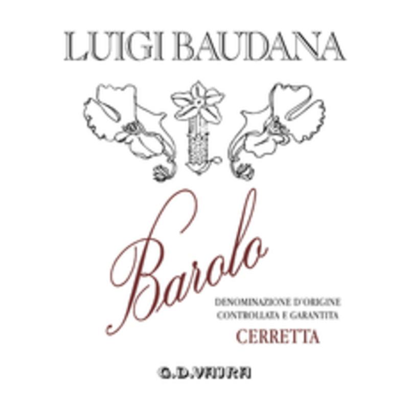 """Luigi Baudana """"Cerretta"""" Barolo 2009"""