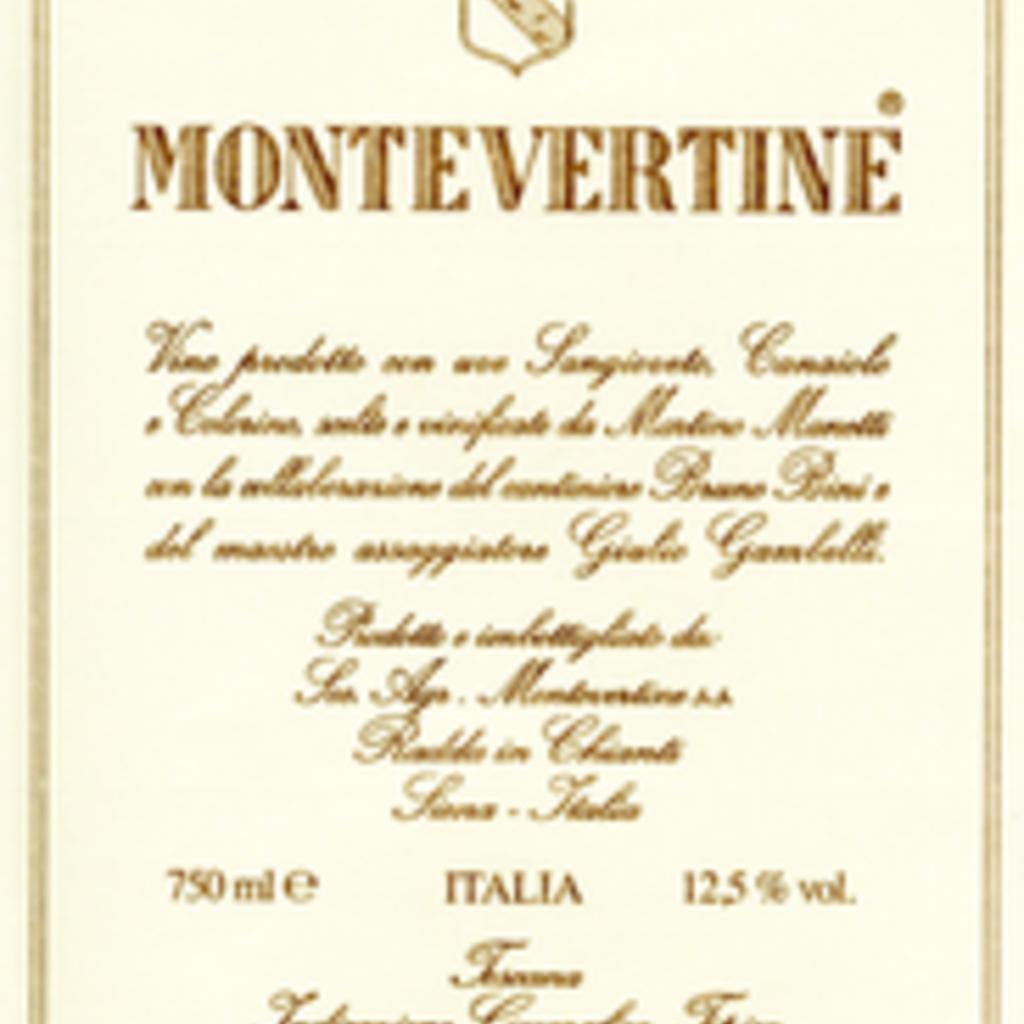 Montevertine Toscana Rosso 2016