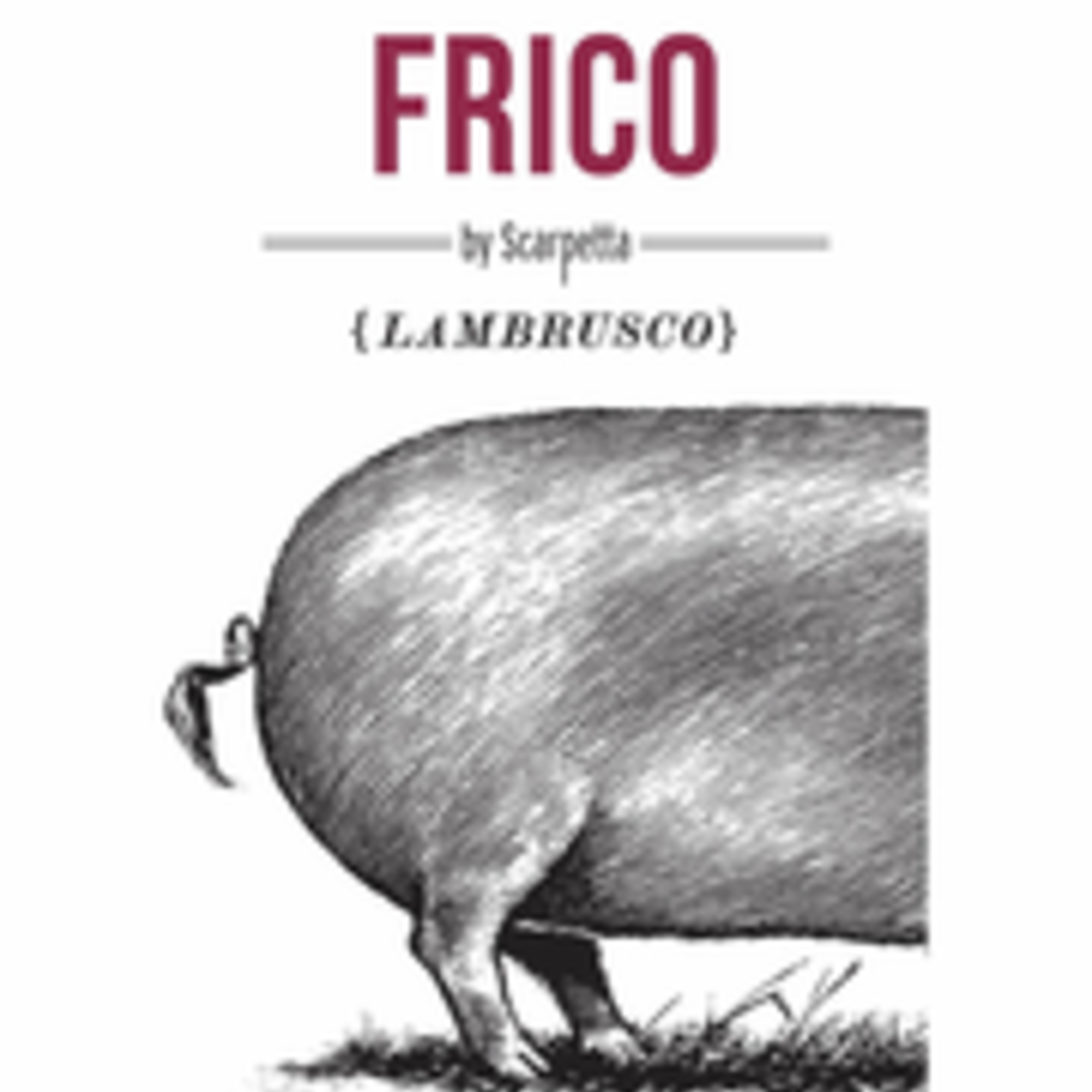 Scarpetta Frico Lambrusco NV 250mL