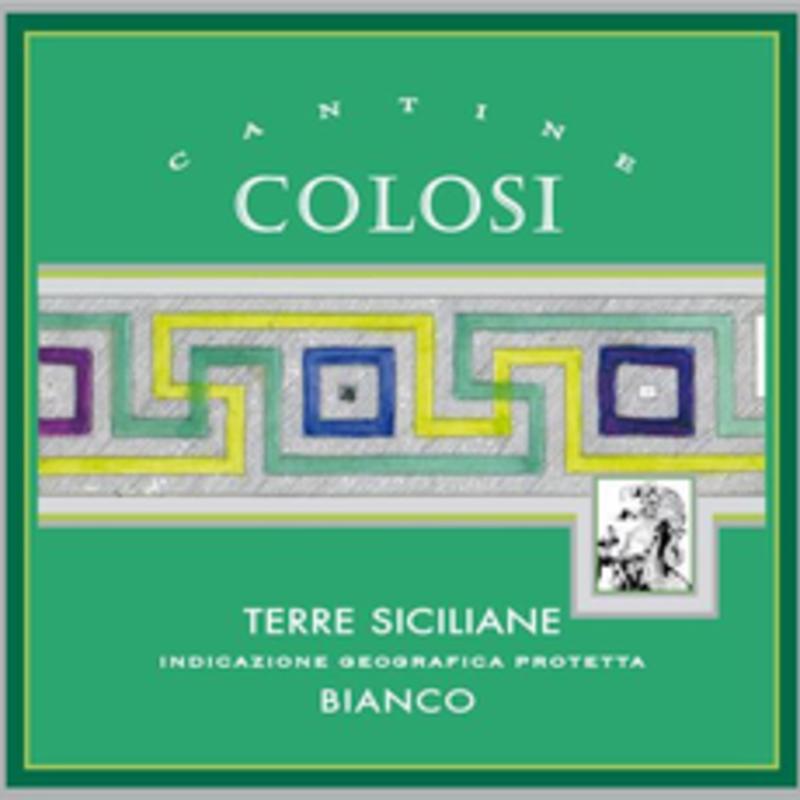 Colosi Terre Siciliane Bianco 2018