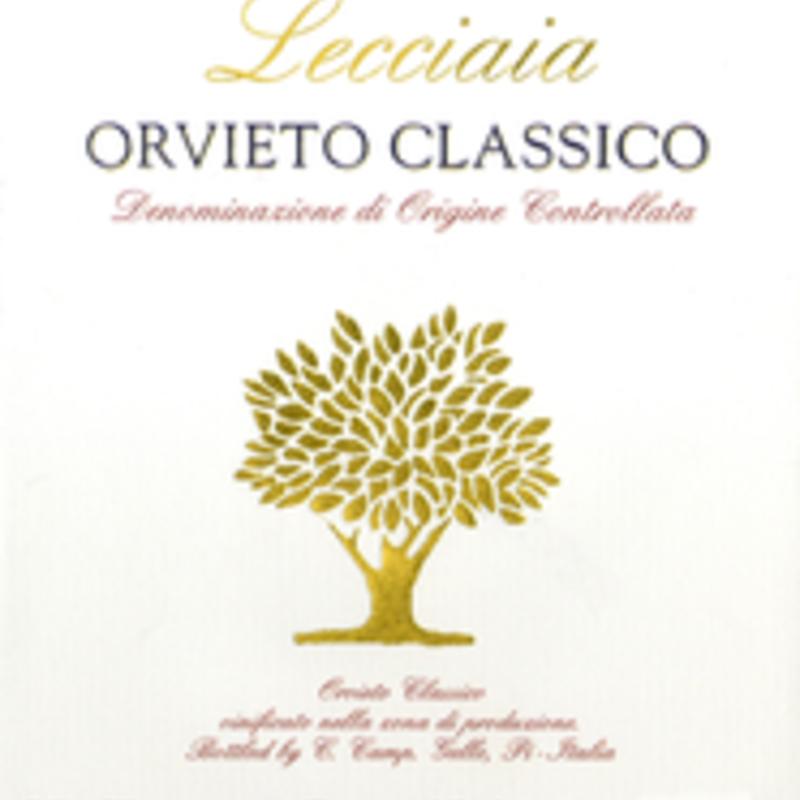 Lecciaia Orvieto Classico 2018