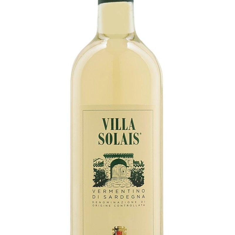 """Santadi """"Villa Solais"""" Vermentino 2018"""