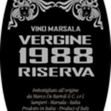 Bartoli Vergine 1988 Riserva