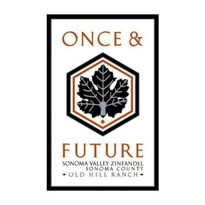 Once & Future Old Hill Ranch Zinfandel 2018