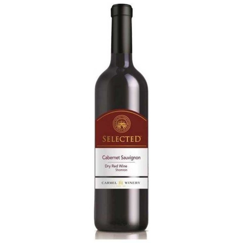 "Carmel Winery ""Selected"" Cabernet Sauvignon 2019"