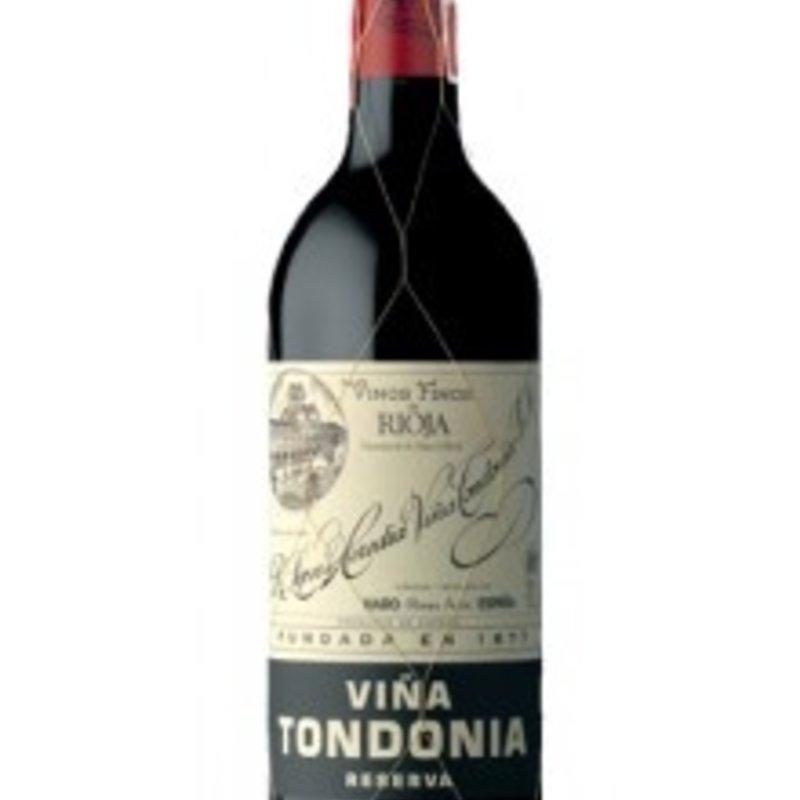 Lopez de Heredia Vina Tondonia Rioja 2008