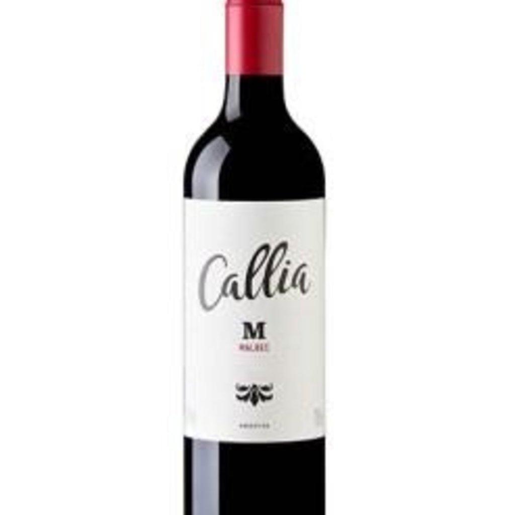 """Callia """"Alta"""" Malbec 2020"""