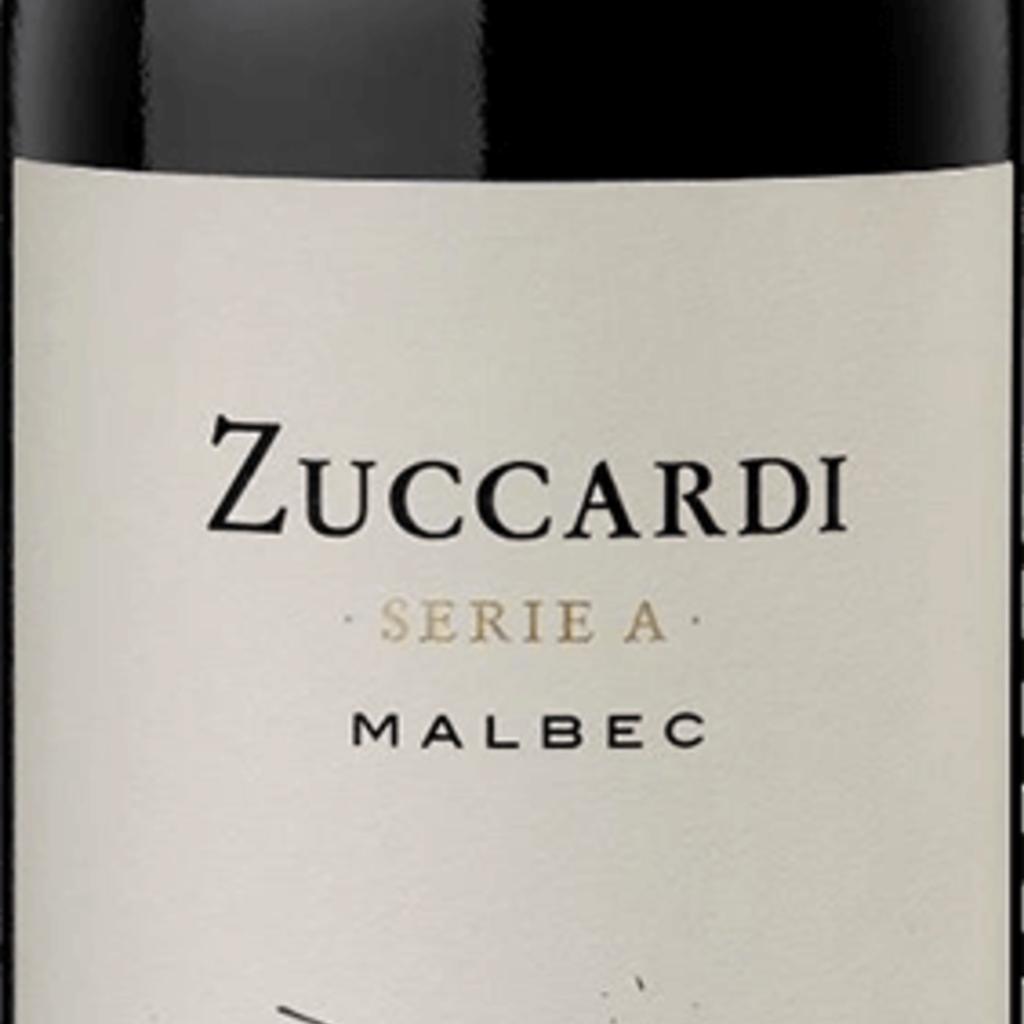 """Zuccardi """"Serie A"""" Malbec 2019"""