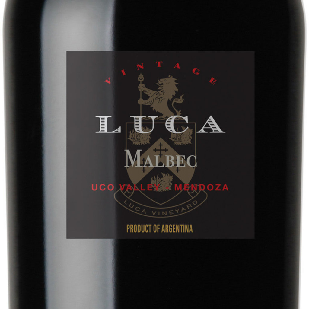 Luca Old Vine Malbec 2017