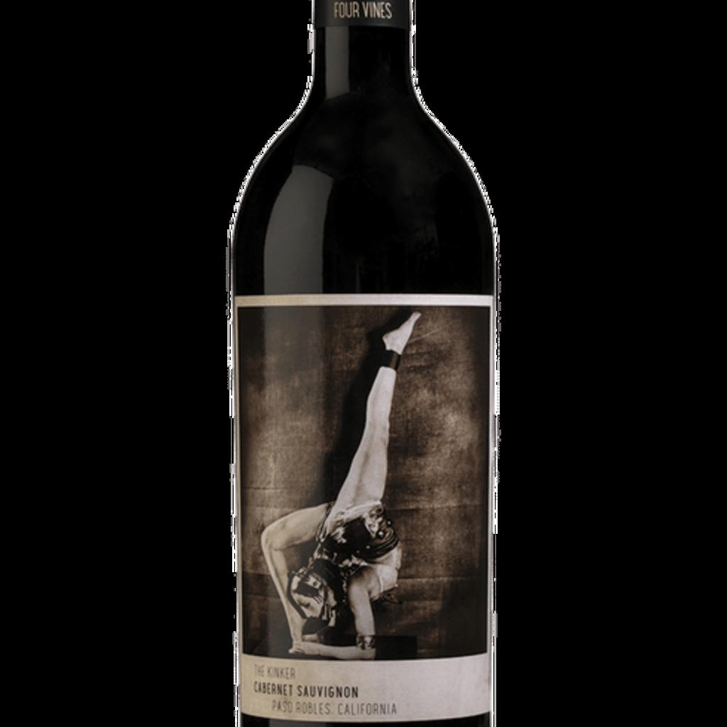 "Four Vines ""The Kinker"" Cabernet Sauvignon 2018"