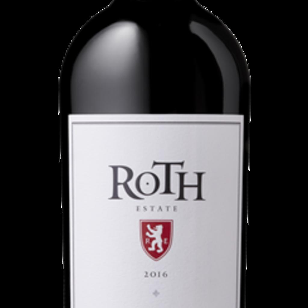 Roth Estate Cabernet Sauvignon 2018