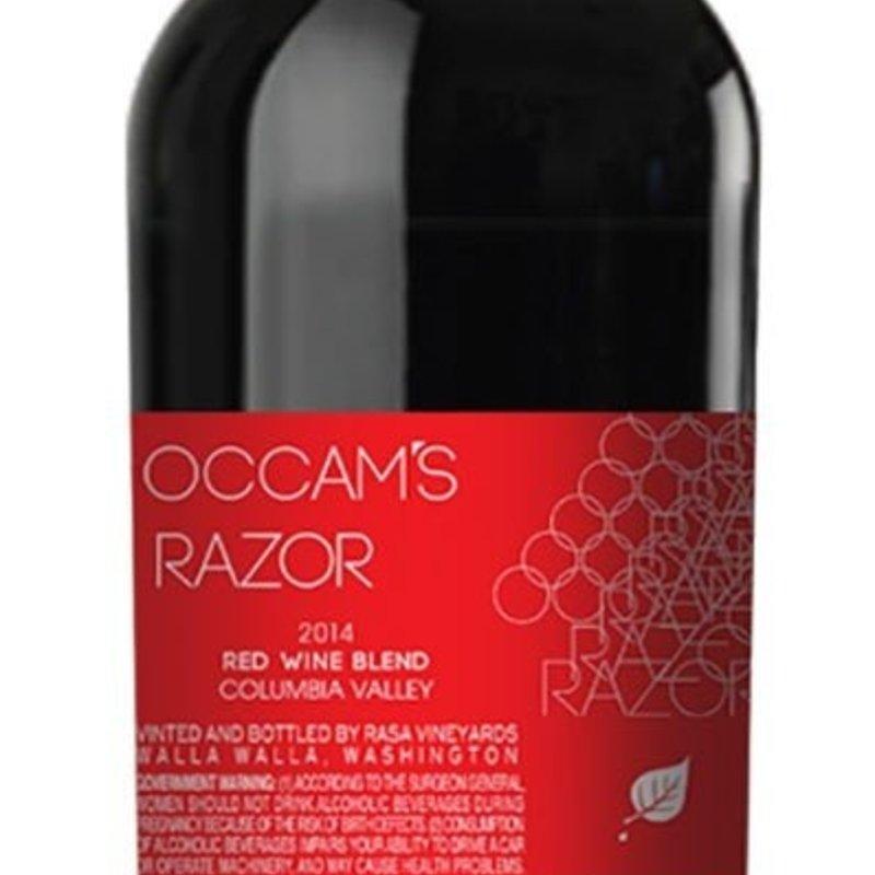 "Rasa ""Occam's Razor"" 2018"