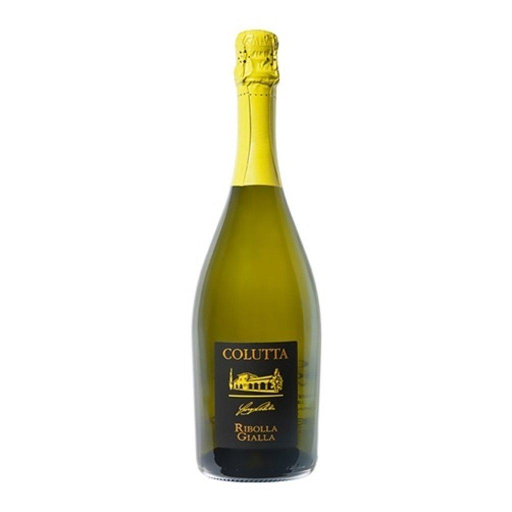Colutta Ribolla Gialla Brut Sparkling Wine NV