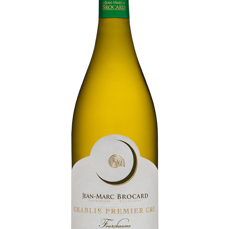 Jean-Marc Brocard Fourchame Chablis 2018