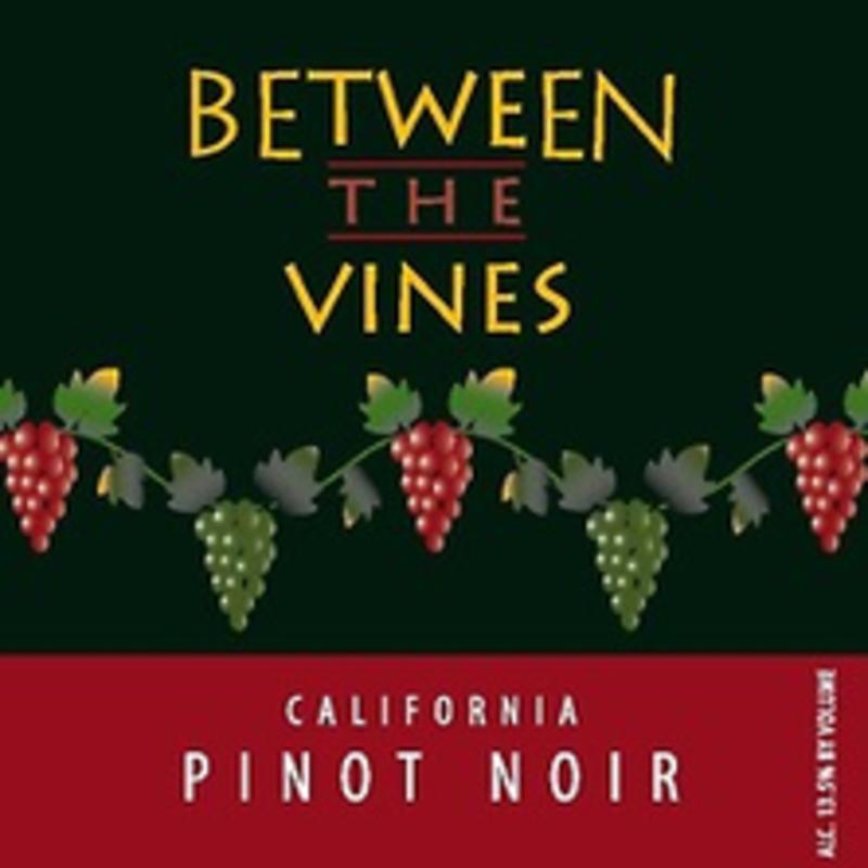 Between The Vines Pinot Noir NV